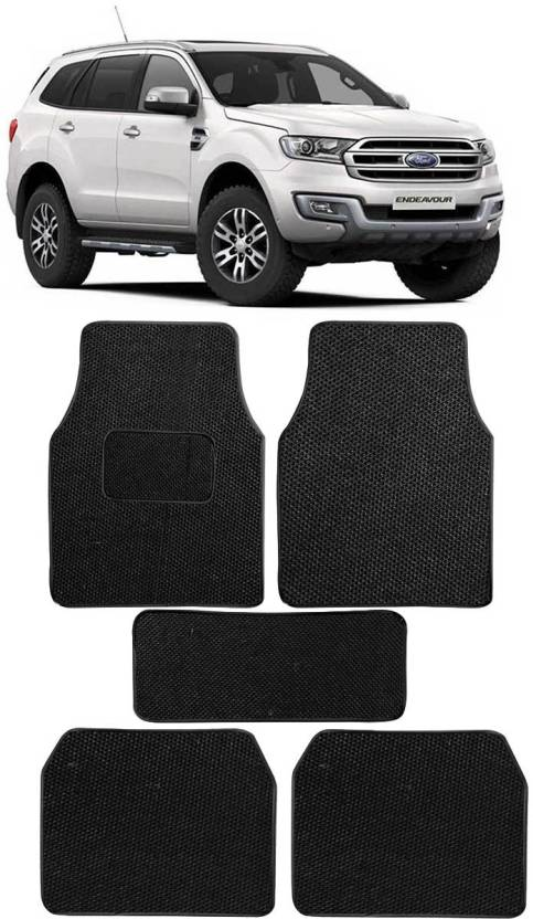 AutoKraftZ Polyester 3D Mat For Ford Endeavour Price in