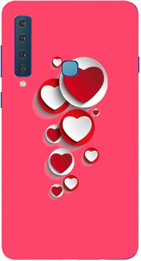 quality design 229cc 11391 Bisado Back Cover for Samsung Galaxy A9 (2018) Back Cover/ Samsung ...