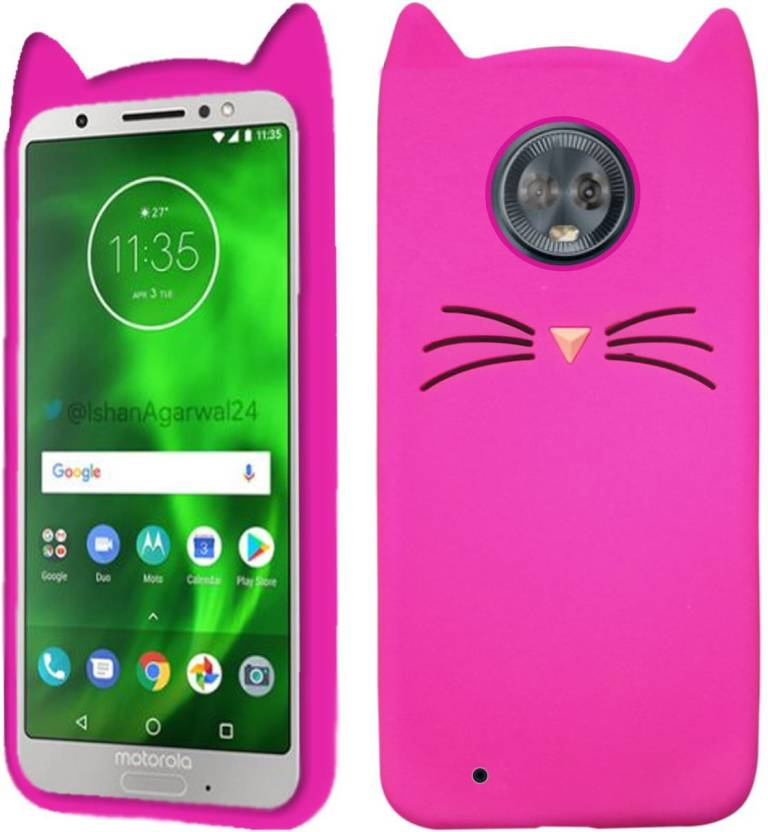 Case Creation Back Cover for Motorola Moto G6 (6th Gen) - Case