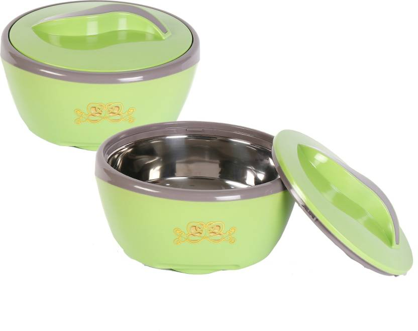 Jayco Status Pack of 2 Serve Casserole Set Price in India