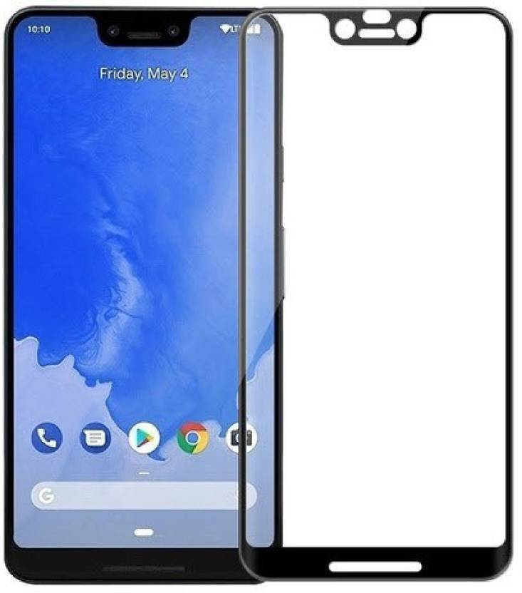 CHVTS Tempered Glass Guard for Google Pixel 3 XL