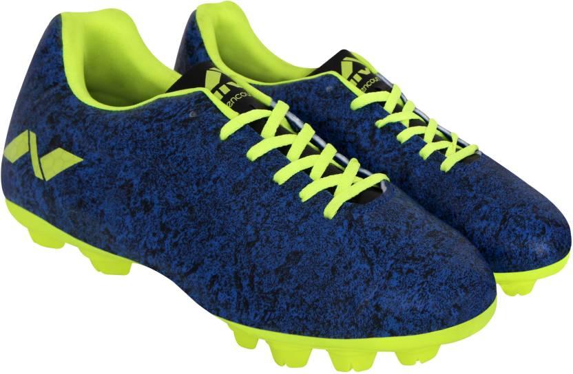 Nivia ENCOUNTER 5.0 Football Shoes For Men - Buy Nivia ENCOUNTER 5.0 ... 734dfd083b22