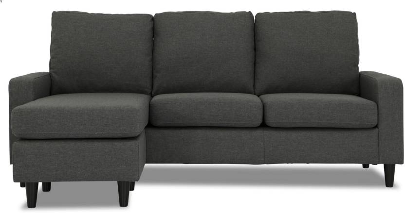 Lillyput Fabric 2 1 1 Denim Grey Sofa Set Price In India Buy