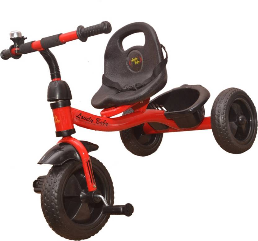 Love Baby Products Kids Tricycle For Baby with Front Back