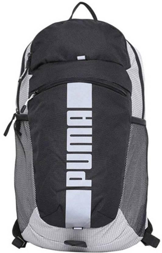dbbcf9ee39 Puma Deck Special Backpack ( 07470701) 21 L Laptop Backpack Black ...