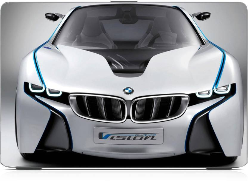 Punix Vision Bmw Car Exclusive High Quality Laptop Decal Laptop