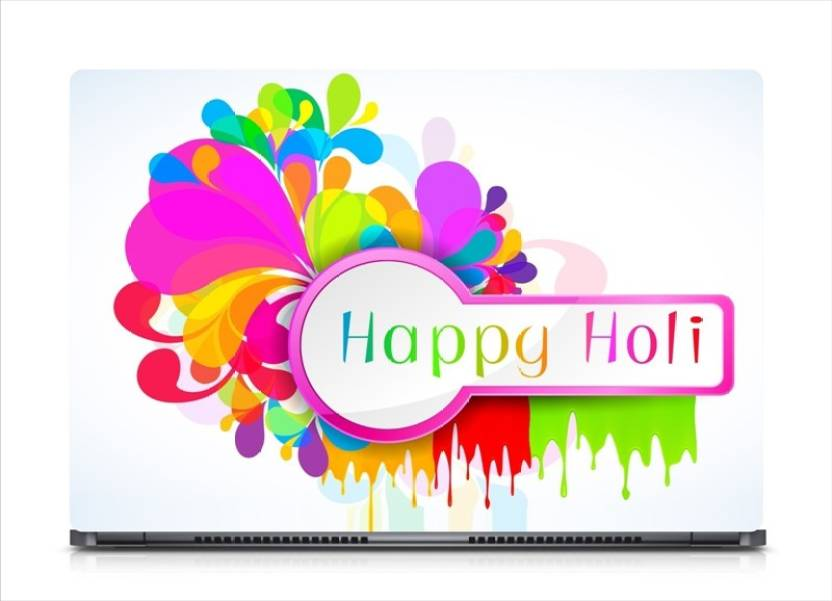 Happy Holi Gallery ® Splash Exclusive Colourful Quality 83 High On8wk0P