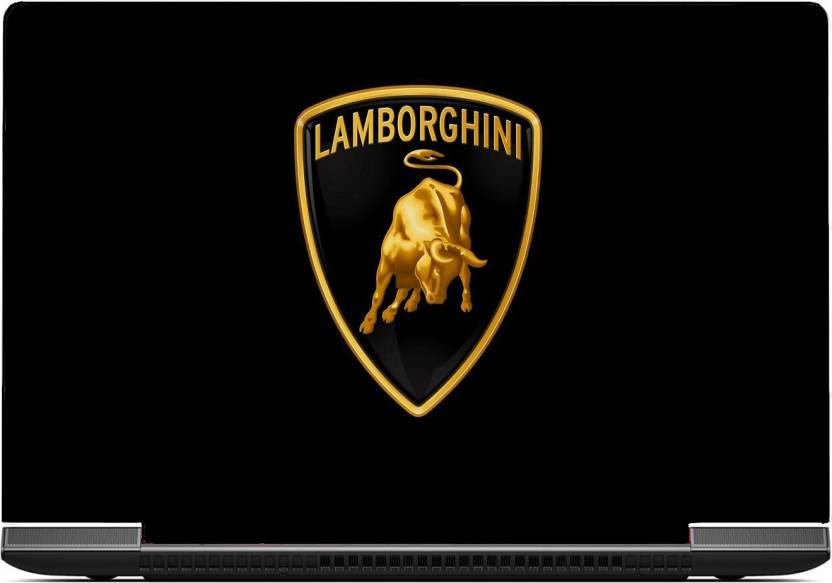 Gallery 83 Lamborghini Bull Exclusive High Quality Laptop Decal