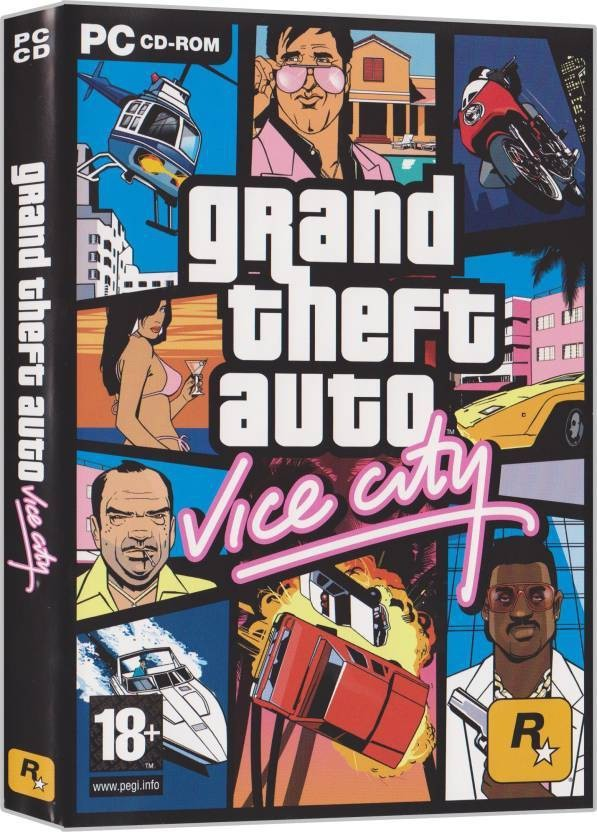 Grand theft auto for computer