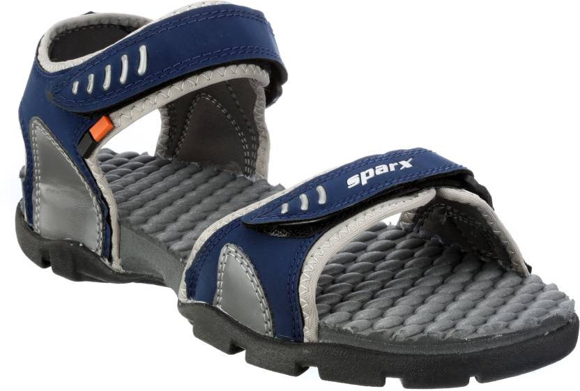 de6f3b868e6708 Sparx Men Navy Blue Grey Sports Sandals - Buy Navy Blue Grey Color Sparx  Men Navy Blue Grey Sports Sandals Online at Best Price - Shop Online for  Footwears ...