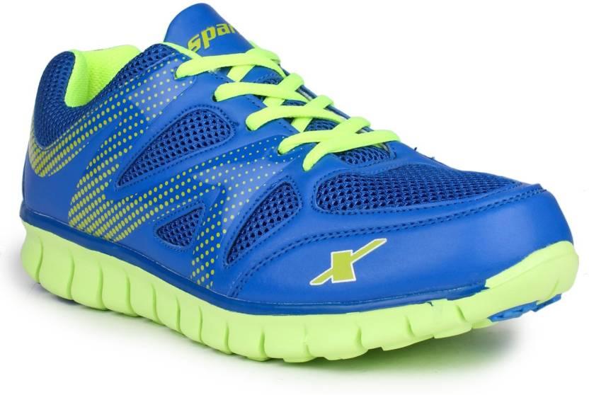 Sparx SM-178 Running Shoes For Men - Buy RoyalBlueGreen Color Sparx ... baea6f252