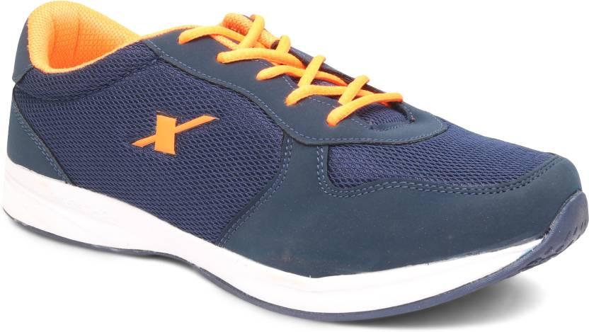 6f8ca2bf2d07d Sparx Men SM-9030 Navy Blue Orange Running Shoes For Men - Buy Sparx ...