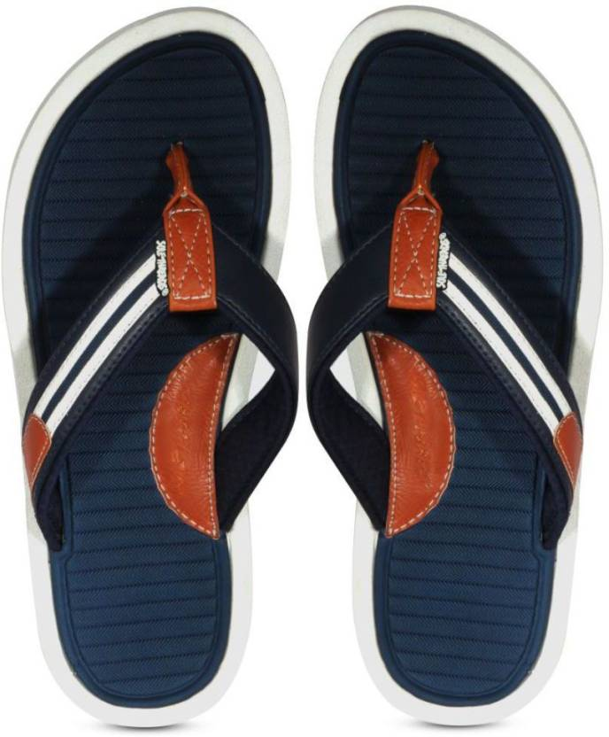 f3b7b39d5 Sole Threads SOHO Flip Flops - Buy Navy Color Sole Threads SOHO Flip Flops  Online at Best Price - Shop Online for Footwears in India