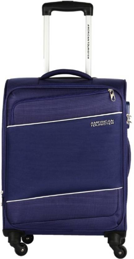 7ec3fa841e6e American Tourister Amt Timor Spinner Expandable Check-in Luggage - 26 inch  (Blue)