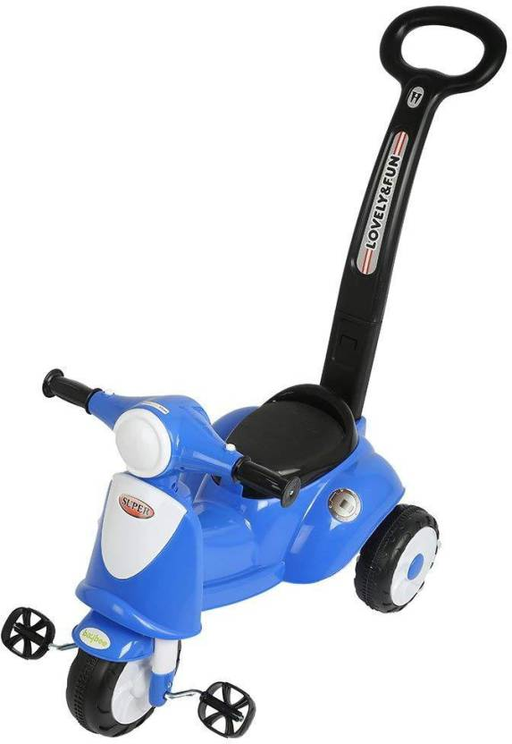 ac16dd21f65 Baybee Push Ride on Tricycle for Toddlers Baby Push Tricycle & Infant Baby  Toys |Kids