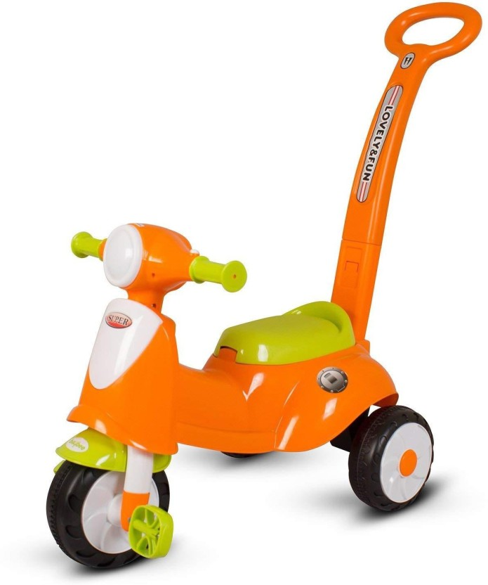 Baybee Push Ride on Tricycle for Toddlers Baby \u0026 Infant Toys |Kids
