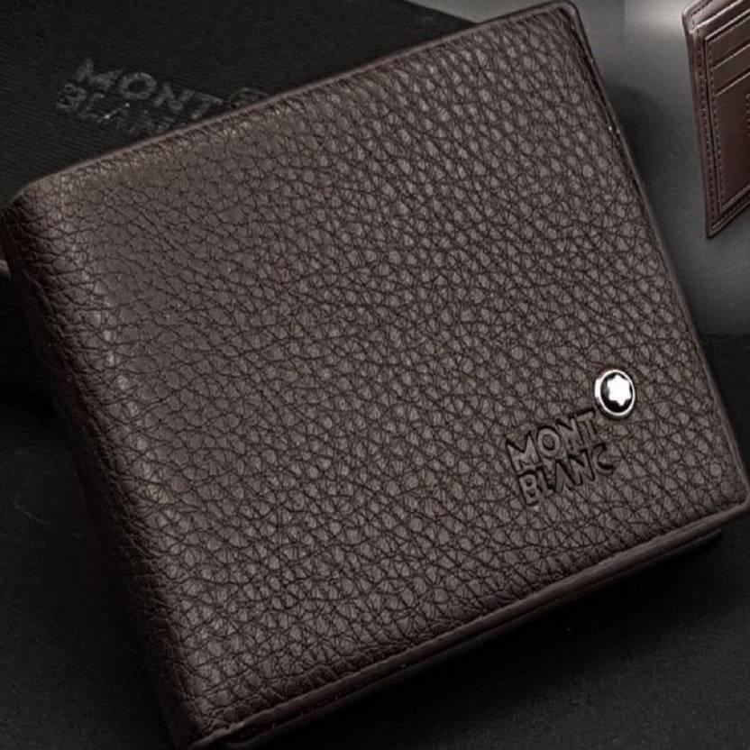 25905ad7f1641 Niryat international Men Black Genuine Leather Wallet black - Price ...