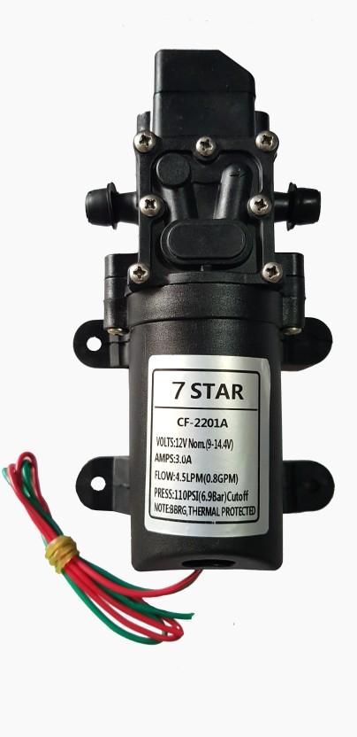 7star 7 star 4 5 lpm 12v dc battery sprayer motor water pump rh flipkart com