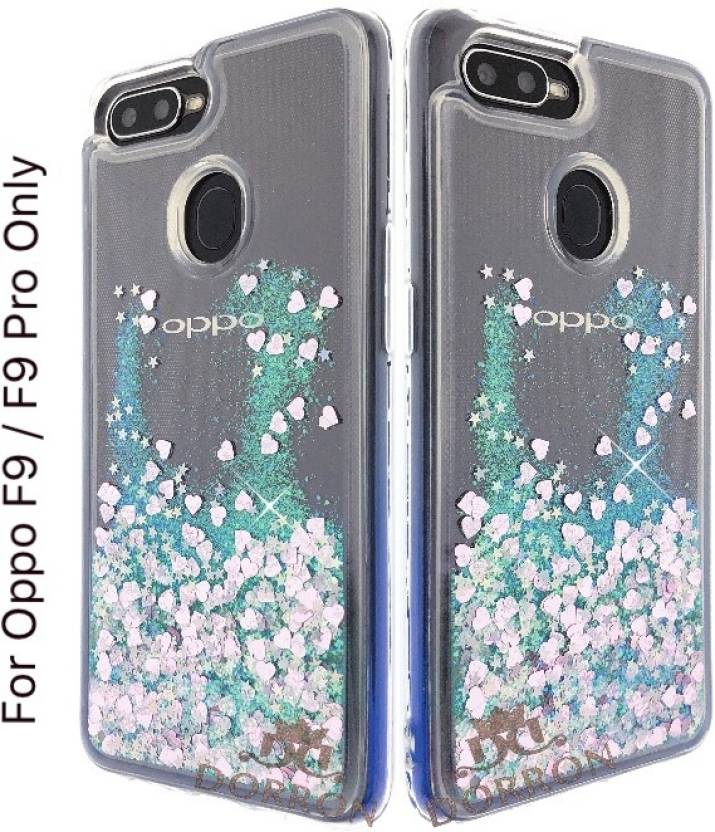 quality design da5d5 228d6 DORRON Back Cover for OPPO F9 / F9 Pro Glitter Bling Stylish Soft ...