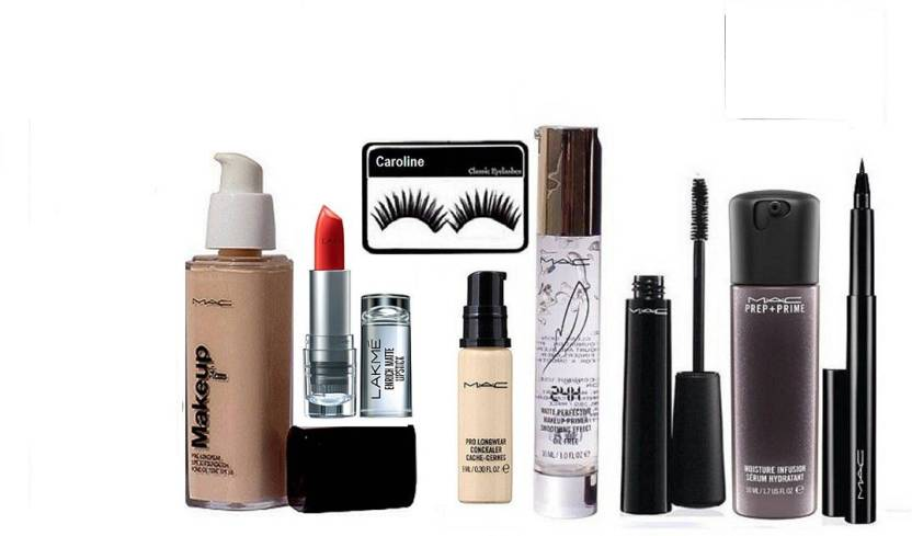 ff6bce918b caroline Eyelashes, Mac makeup pro long wear spf 30 foundation , Smoothing  Primer,Pro