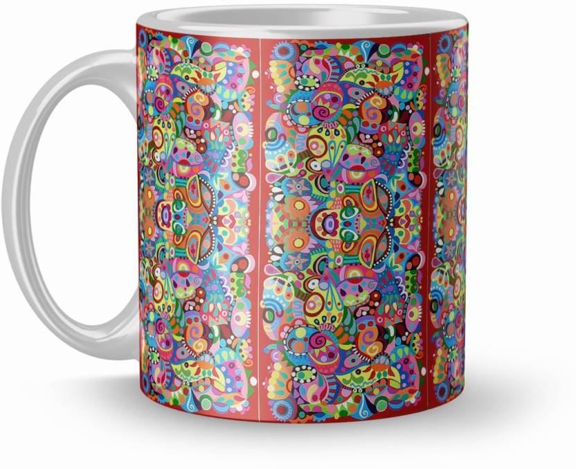 Earnam Valentine S Day Special 320 Ml Gift For Bf Mug 864 Ceramic