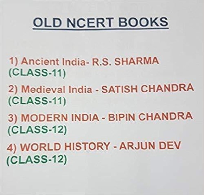 World History Ncert Book