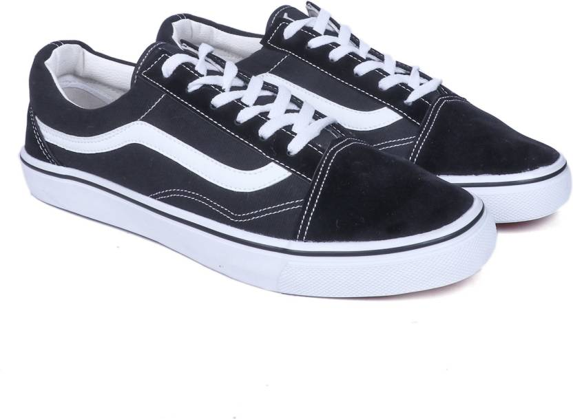 701b461c2e vans old skool Classic Black Sneakers For Men - Buy vans old skool ...