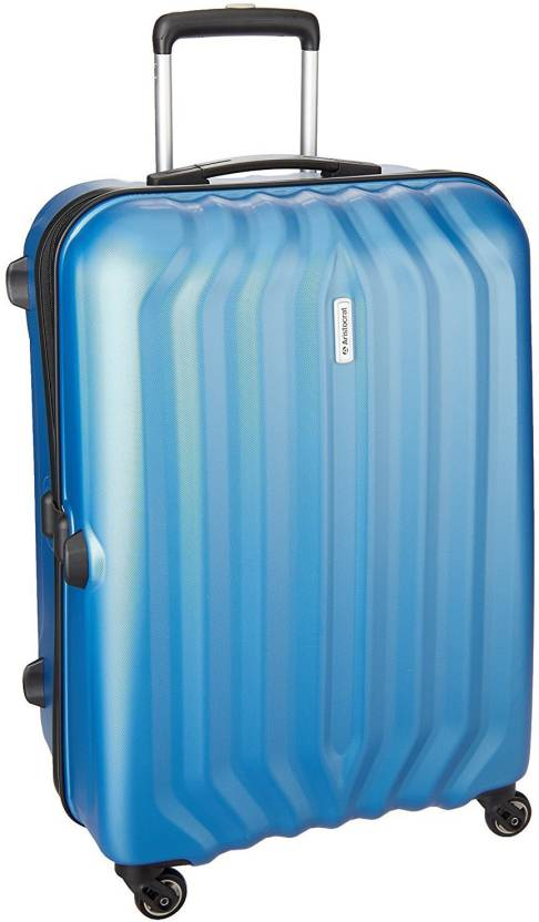 b62cf439530e Aristocrat Aston 55 cms Cabin Luggage - 22 inch blue - Price in ...