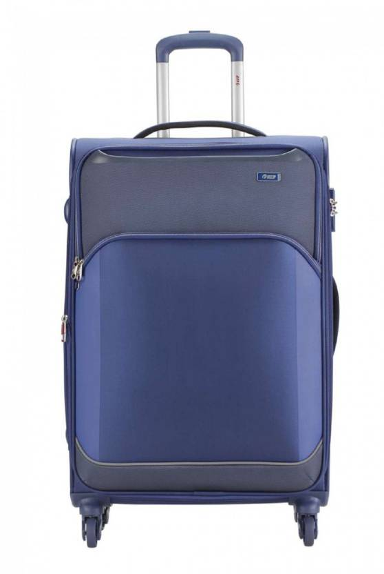0846575fa041 VIP BEAT PLUS 4W STR 81 BLUE Expandable Check-in Luggage - 28 inch (Blue)