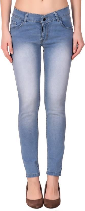 e01f907fd94 Eprilla Slim Women s Light Blue Jeans - Buy Eprilla Slim Women s ...