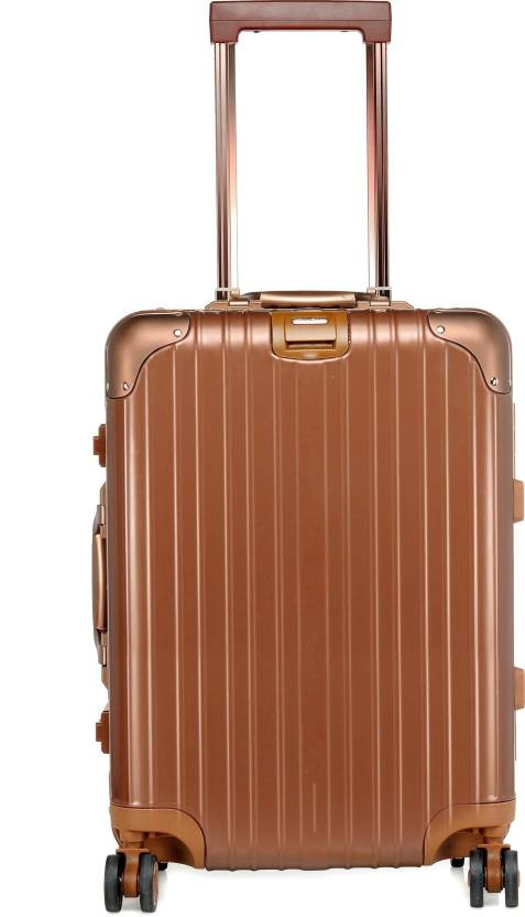 296d11a3a Tamo California Love Cabin Luggage Rose Gold Color 20 Inch Cabin Luggage -  20 inch (Gold)