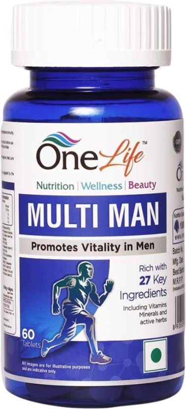 multi man vitamin