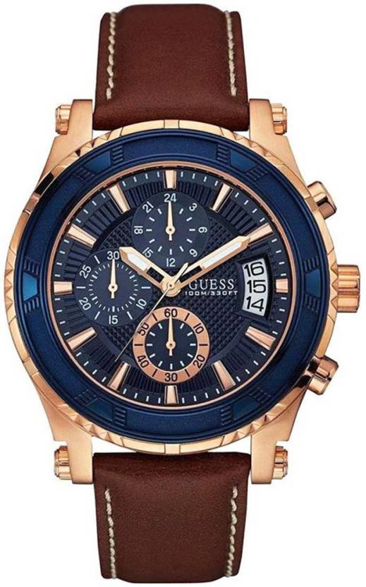 57d8ab0b41a Guess W0673G3 Pinnacle Chronograph Watch - For Men - Buy Guess W0673G3  Pinnacle Chronograph Watch - For Men W0673G3 Online at Best Prices in India  ...