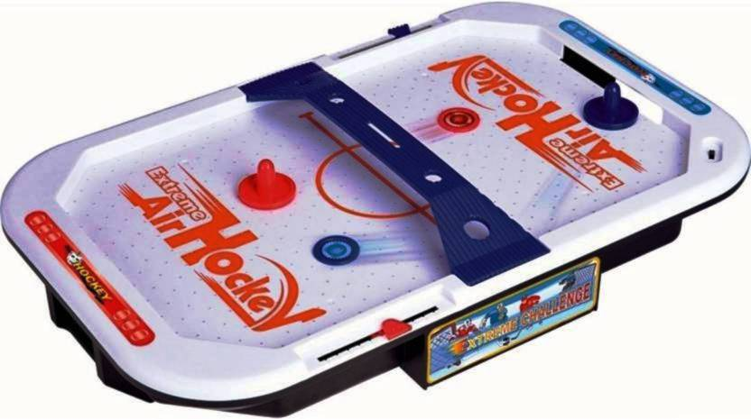 SHIVA1341 Extreme Air Hockey For Kids Board Game   Board