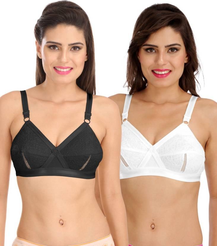 0f6f35c95 Sona bySona Everyday Plus Size Cotton Full Coverage Non Wired
