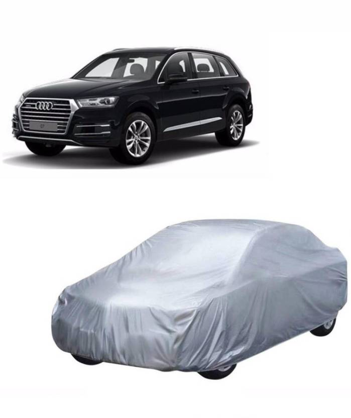 The Blue Car Cover For Audi Q7 Without Mirror Pockets Price In