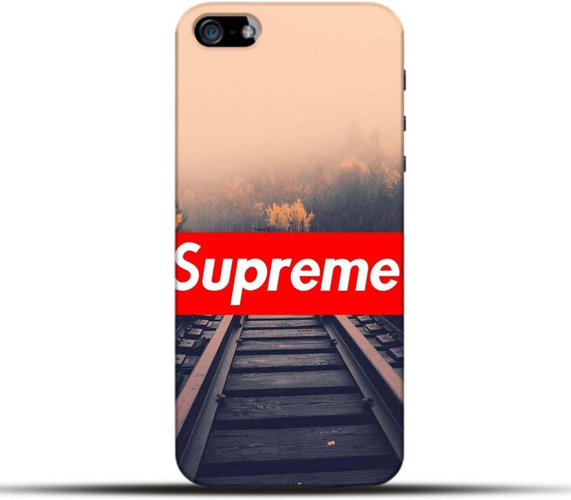 the best attitude e9aeb 36d4f Pikkme Back Cover for Supreme Apple Iphone 6 / 6s - Pikkme ...