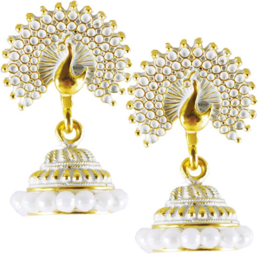 Flipkart com - Buy Panachee Temple Jewellery Gold Coated