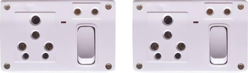 RUHAILA COMB11 2P 230 A Five Pin Socket