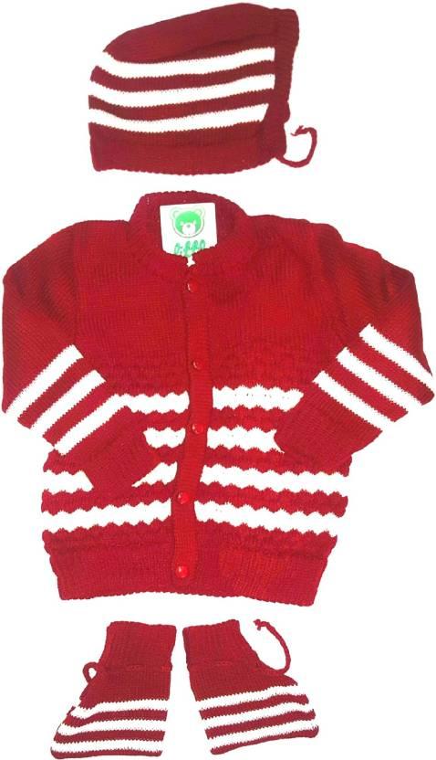 b7873f901edc little panda Baby Boys   Baby Girls Casual Sweater Cap Price in ...