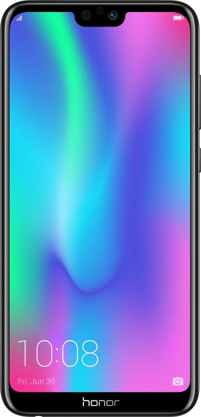 Honor 9N  Midnight Black, 64   GB    4   GB RAM  Honor Mobiles