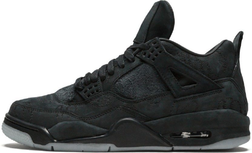 6503da9d393e23 ... coupon for air jordan 4 retro kaws running shoes for men 9e6e5 ec4bb