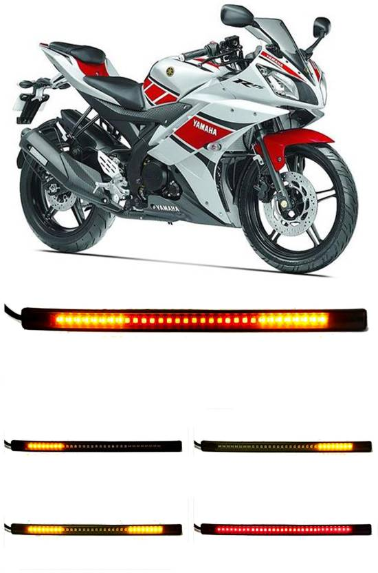 SHOP4U Rear LED Indicator Light for Yamaha YZF R15 Price in India