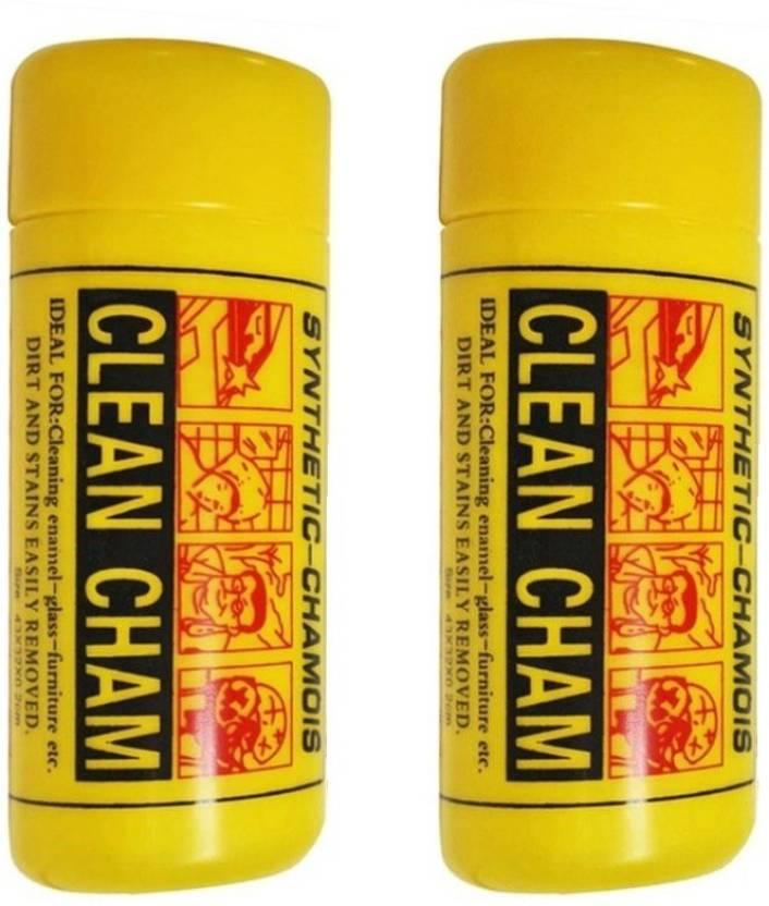 clean cham cloth