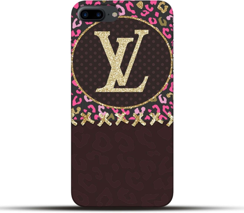 pikkme back cover for louis vuitton apple iphone 7 plus 8 pluspikkme back cover for louis vuitton apple iphone 7 plus 8 plus (multicolor, hard case, polycarbonate)