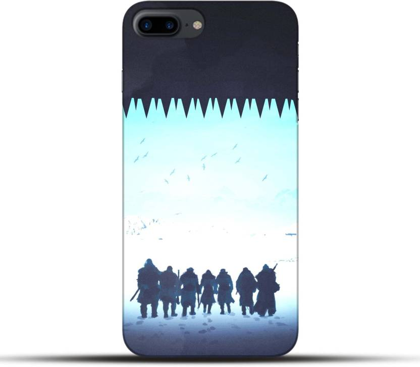 new product f2f36 9fbd5 Pikkme Back Cover for Game Of Thrones Apple Iphone 7 plus / 8 plus ...