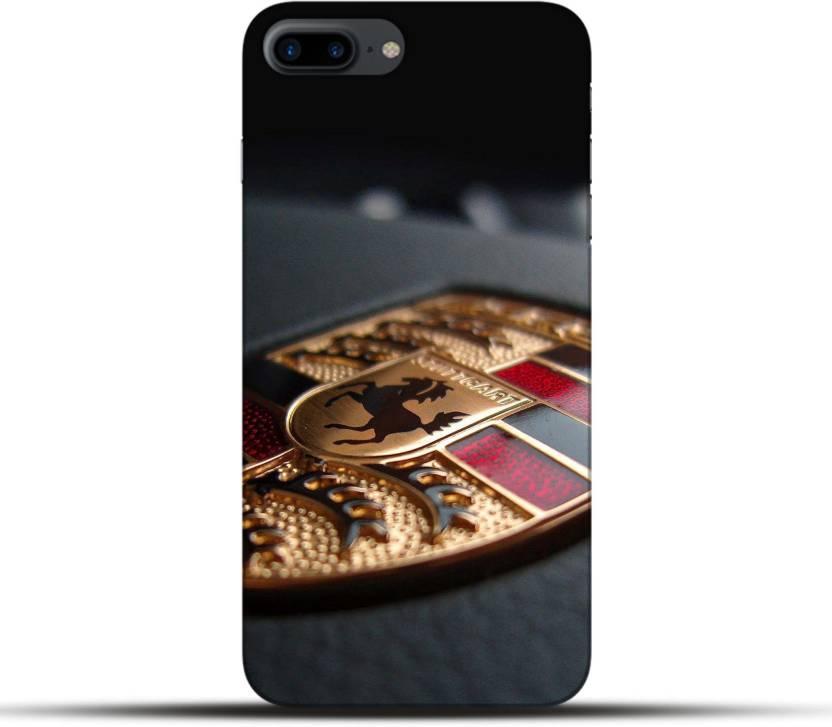 new styles 640dc 54d8b Pikkme Back Cover for Porsche Apple Iphone 7 plus / 8 plus - Pikkme ...
