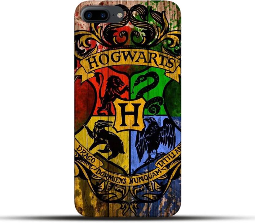 pretty nice 11537 c9bc6 Pikkme Back Cover for Harry Potter Apple Iphone 7 plus / 8 plus ...