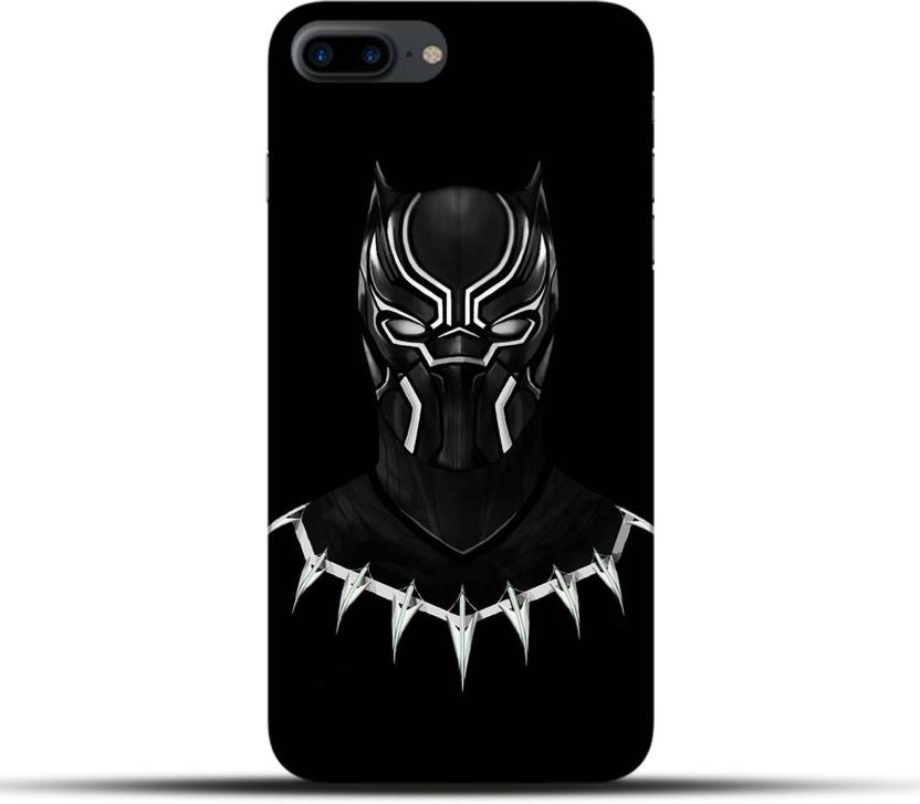 new style 5a97f 82724 Pikkme Back Cover for Black panther Apple Iphone 7 plus / 8 plus ...