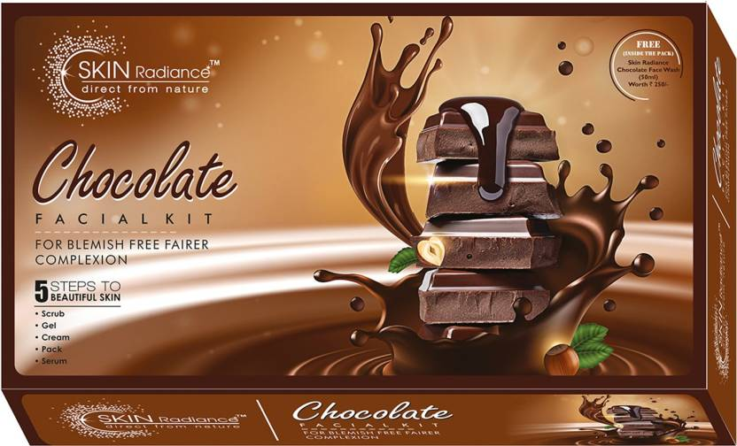 8459c0abb25a9 NutriGlow Set of Choclate facial kit 250 g - Price in India, Buy ...